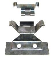 67 68 69  Camaro BB Heater Core Mounting Clips 396 427 454  USA