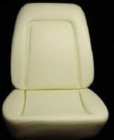 1969 Camaro Bucket Seat Foam w/Standard Interior & Wires