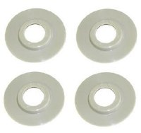 1967-1981 Camaro & Firebird Window Crank Handle Washer 4 Piece Set