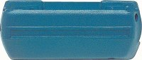 68 69 70 71 72 Camaro & Firebird Armrest Base Medium Blue Plastic LH GM# 8769939