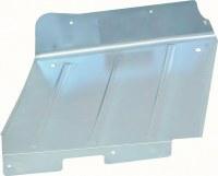 67 68 69 Camaro & Firebird Convertible Rear Inner Well Panel  RH