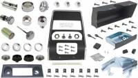 1967 Camaro Dashboard Restoration Parts Kit  No AC