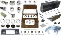 1968 Camaro Dashboard Restoration Parts Kit  No AC