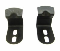 1967 Camaro & Firebird Fold Down Rear Seat Latches Pair