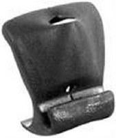 68 69 Camaro & Firebird Convertible Rear View Mirror Boot  Black