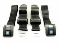 67 68 69 Camaro & Firebird Standard Front Seatbelt Set  Does Both Front Seats