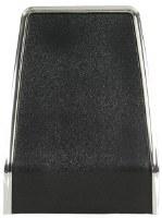 1967 1968 Camaro  Center Dash Panel Pebble Grain W/O Heater Radio Ashtray