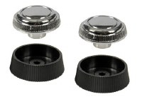 1967 1968 Camaro Radio Knob Kit For Stereo Radios