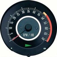 1967 Camaro Tachometer 5000/7000 Redline  OE Quality!  Original GM# 6468909
