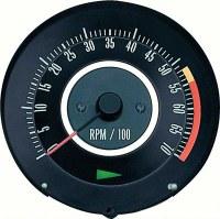 1967 Camaro Tachometer 5500/7000 Redline  OE Quality!  Original GM# 6468910