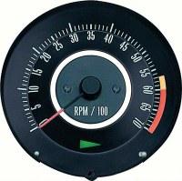 1967 Camaro Tachometer 6000/7000 Redline  OE Quality!  Original GM# 6468911