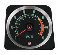 1969 Camaro Tachometer 5000/7000 Redline OE Quality! Original GM# 6469381
