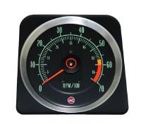 1969 Camaro Tachometer 6000/7000 Redline OE Quality! Original GM# 6469383