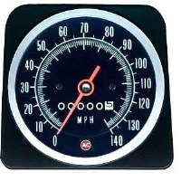 1969 Camaro 140 MPH Speedometer Assembly  Best Quality!  GM# 6492575