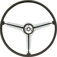 1967 Camaro Deluxe Steering Wheel w/Chrome Insert Original GM# 9746436