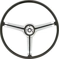 1967 Camaro Deluxe Steering Wheel w/Chrome Insert Original GM# 9746436