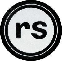 1967 Camaro RS Horn Cap Insert Emblem