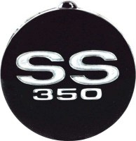 1967 Camaro SS 350 Horn Cap Insert Emblem High Quality Reproduction