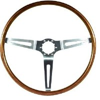 67 68 Camaro Walnut Wood Steering Wheel  Best Quality  GM# 9746185