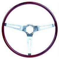 1969 Camaro Rosewood Steering Wheel  Best Quality  GM# 3960722