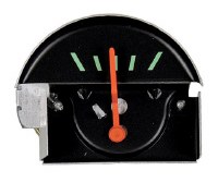 1967 Camaro Console Gauge Oil Gauge Assembly  GM# 6460905