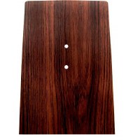 1969 Camaro Console Forward Plate Rosewood Decal