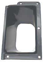 1969 Camaro Console Manual Shift Plate Shifter Tunnel  GM# 3949539
