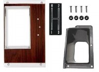 1969 Camaro Console Shift Plate Kit With 3 Speed Manual Trans