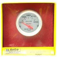 67 68 69 Camaro Autometer Ultralite Temperature Gauge