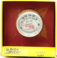 67 68 69 Camaro Autometer Ultralite Volt Gauge