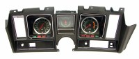 1969 Camaro Dash Cluster Assembled 5/7K Tach Center Fuel Gauge & 140 MPH Black