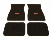1967 1968 1969  Camaro Carpeted Floor Mats With RS Logo Back