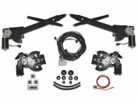 1968 1969 Camaro Chevelle Nova Power Window Conversion Kit With Harnesses & Switches Complete