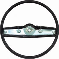 1969 Camaro Standard Steering Wheel Assembly  Black GM# 3939731