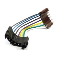 67 68  Camaro & Firebird Turn Signal Switch Converter Plug