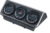 1967 Camaro Console Gauge Cluster Assembly Show Quality!  GM# 3952637
