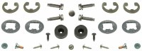 67 68 69  Camaro & Firebird Bucket Seat Restoration Hardware Kit