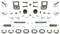 1967 1968 Camaro & Firebird Bucket Seat Restoration Parts Kit