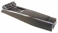 1967 Camaro Console & Gauges Assembled w/T-400 Auto Trans OE Quality! Black