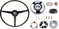 1967 Camaro Standard Steering Wheel Kit With RS Horn Cap
