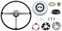 1968 Camaro Deluxe Steering Wheel Kit With RS Horn Cap