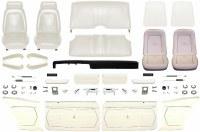 1969 Camaro Coupe Master Standard Interior Kit  White