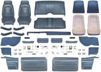 1969 Camaro Convertible Master Standard Interior Kit  Dark Blue