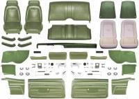 1969 Camaro Convertible Master Standard Interior Kit  Dark Green