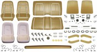 1967 Camaro Convertible Monster Deluxe Interior Kit  Gold
