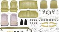 1968 Camaro Convertible Monster Standard Interior Kit  Gold