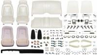1969 Camaro Coupe Monster Standard Interior Kit  White