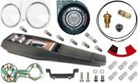 1968 Camaro Tach & Console Gauge Conversion Kit w/4 Speed
