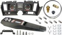 69 Camaro Tach & Console w/Gauges Conversion Kit w/Turbo 120 MPH 5.5/7K Tach