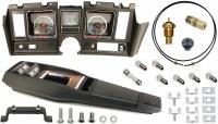 Camaro Tach dash/console gauges w/4sp 1969